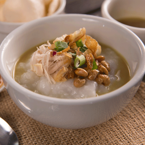 Special Food Porridge - Cháo