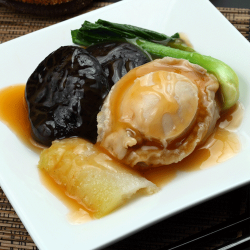 Special Food Abalone & Sea Cucumber