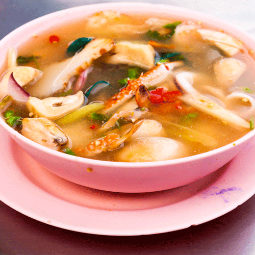 Special Food Soup - Súp.